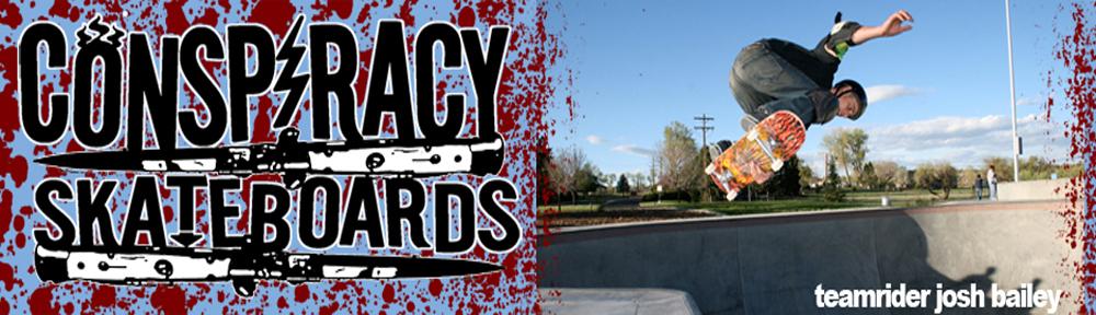Conspiracy Skateboards